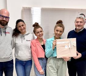"""Grande successo del progetto Feleppa """"Un abito per la vita"""" a sostegno di Admo: raddoppiano gli iscritti in provincia"""