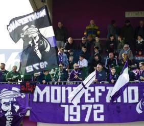 """Ultras del Montefano contro la ripresa dei campionati dilettantistici:""""Bene lo stop, no alle porte chiuse"""""""