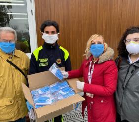 San Ginesio, 500 mascherine da un donatore anonimo: saranno distribuite ai residenti