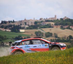 Cingoli, il 27° Rally Adriatico rimandato a data da destinarsi a causa dell'emergenza Covid-19.