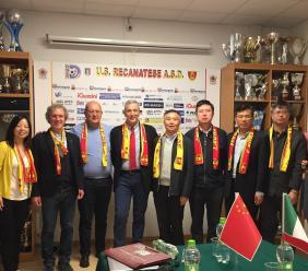 Mascherine dalla Cina: come nasce il gemellaggio tra Recanati e la Xiangcheng
