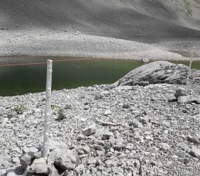 Lago di Pilato: realizzata una recinzione per proteggere il chirocefalo