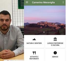 """Camerino in un'app, Pennesi: """"Così rendiamo sempre più fruibile la città"""""""