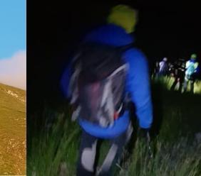 Escursionisti bloccati sul Pizzo Berro: recuperati dal soccorso alpino
