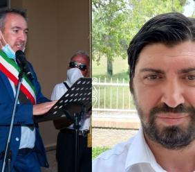 Cambia il sindaco a Petriolo: Matteo Santinelli batte Domenico Luciani