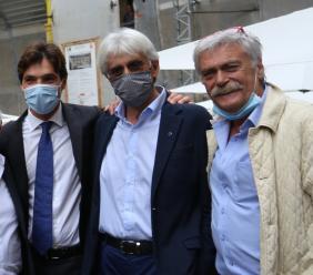 Per la Giunta Parcaroli una proposta clamorosa: quella del presidente della Provincia Antonio Pettinari