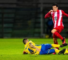 Serie C, il derby tra Matelica e Fermana non ha vincitori: finisce 1-1