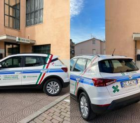 Croce Verde Monte San Giusto, in servizio un nuovo automezzo per i servizi sociali