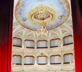"""San Ginesio, il borgo degli attori: al via i lavori di restauro del Teatro """"Leopardi"""""""