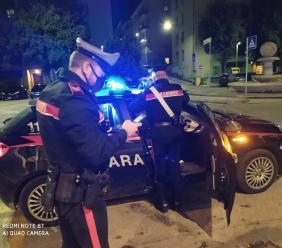 Alla guida ubriaco e senza aver mai conseguito la patente: denunciato 27enne