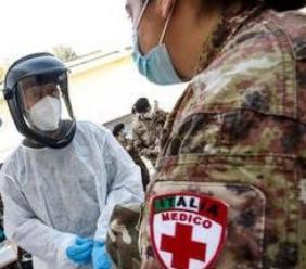 """Arriva personale medico militare nelle Rsa maceratesi: """"ancora nessun riscontro per Fermo"""""""
