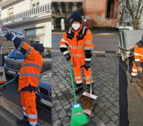 San Severino, la pulizia stradale affidata al Cosmari con il raddoppio dell'organico