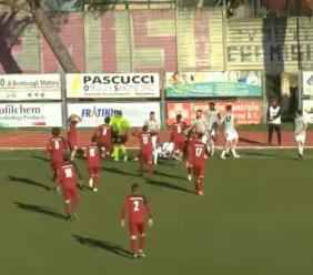 Il Tolentino non si ferma più: contro il Rieti arriva la quarta vittoria consecutiva in casa