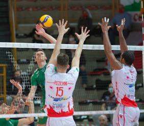 La capolista Motta è troppo forte: la MedStore Macerata cade dopo sette vittorie consecutive