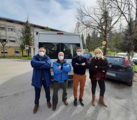 """Pieve Torina, anziani positivi all'ospedale di Matelica: """"Non vengano sparpagliati in giro"""""""