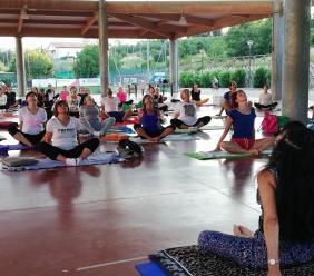 """Treia e Pioraco tra yoga e scacchi: oltre 40 partecipanti al progetto """"Il valore sociale dello sport"""""""
