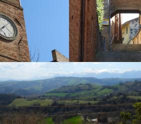 Sant'Angelo in Pontano, un angolo di paradiso perduto negli scatti di Camillo Paparelli (FOTO)