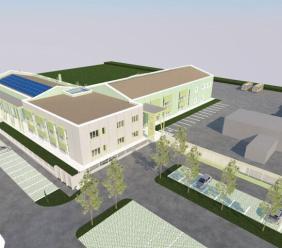 Morrovalle, iniziano i lavori al Polo Scolastico: Fronte Verde chiede spazi aperti per gli studenti