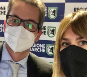 """Ciclabili, Baldelli e Latini: """"Finanziamento da oltre 800mila euro"""". Tra i beneficiari 9 comuni del Maceratese"""