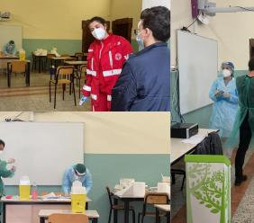Alberghiero Cingoli, screening gratuito per gli studenti del Convitto: altissima affluenza