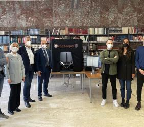 Recanati, per i libri antichi arriva il nuovo scanner targato Unicam: l'Archivio storico diventa digitale