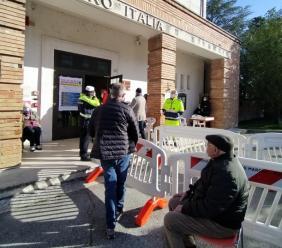 """San Severino - Numero dei positivi ancora in calo, ma il sindaco ribadisce: """"Occorre attenzione"""""""