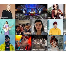Musicultura, ecco i 16 finalisti: il 23 aprile canzoni live al Teatro Persiani di Recanati