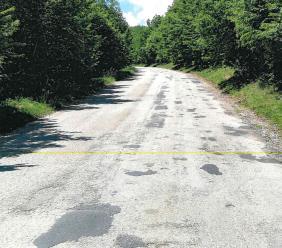 Nuovo asfalto, 4 progetti da 750mila euro per le strade provinciali: ecco quali