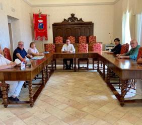 I sette Comuni della Val Potenza fanno squadra: sottoscritto protocollo d'intesa