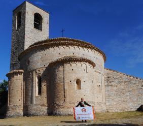 Valfornace si conferma bandiera Arancione: le campane della chiesa suonano a festa