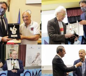 Festival del Giornalismo, riconoscimento per Picchio News: il direttore Guido Picchio ritira il premio (FOTO)