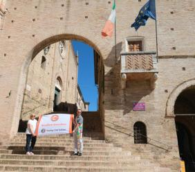 Montecassiano si conferma Bandiera Arancione del Touring Club: ecco le motivazioni