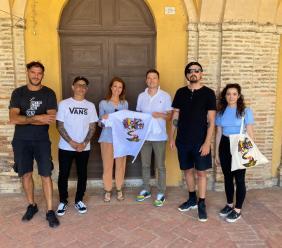 Potenza Picena, Grandinetti e Ruggeri ripercorono le tappe della loro carriera: la mostra a Villa Buonaccorsi