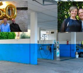 """Mogliano, una storia lunga 50 anni quella di Perroni Carburanti: """"Il grazie più grande ai nostri clienti"""""""