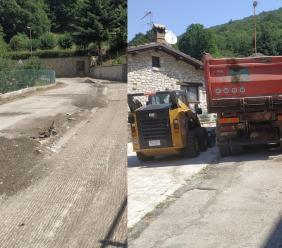 """Nuovo asfalto per la provinciale 79 """"Montelago"""": lavori da 185mila euro"""