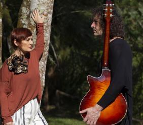 Gagliole, la voce soul di Mafalda Minnozzi in concerto : un mix di Brasile, Italia e Jazz di New York