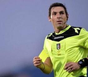 Serie A, Juan Luca Sacchi arbitra la capolista: Napoli-Torino affidata al fischietto maceratese
