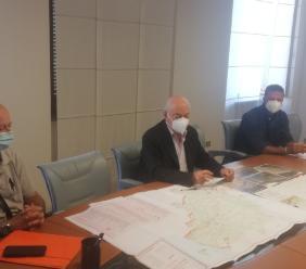 Intervento di ricostruzione della Provinciale Sant'Ilario, 17 i cantieri previsti: opere da oltre 2 milioni