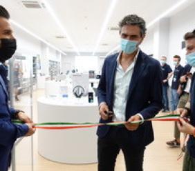 Med Store, lo storico negozio di Teramo si rinnova