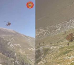 Escursionista cade in un dirupo sul Pizzo Berro e perde la vita: inutili i soccorsi per un trentenne