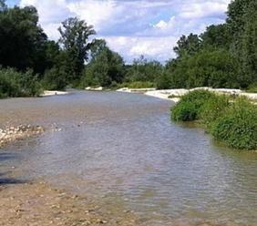 Esanatoglia - C'è siccità, stop alla pesca sul fiume Esino: multa e denuncia per i trasgressori