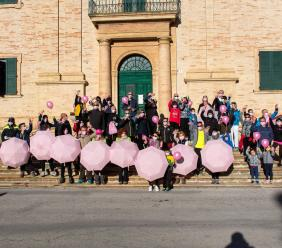 Prevenzione  del tumore al seno: passeggiata con raccolta fondi a Mogliano