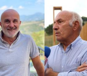 Muccia, riconferma per il sindaco uscente Mario Baroni: staccato di quasi 100 voti Giuseppe Abruzzo