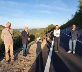 "Riaperta la Serrapetrona-Torre Beregna. Pettinari: ""Ingiustificati ritardi nei lavori"""