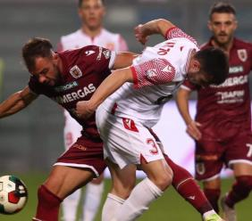 Serie C, la Reggiana vince il big match con l'Ancona Matelica e resta al primo posto