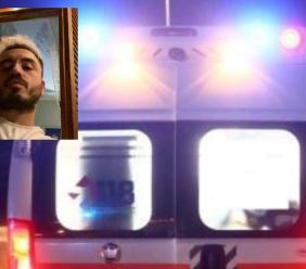 Tragico incidente a Matelica, auto finisce fuori strada e si ribalta: muore 33enne, ferito l'amico