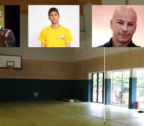 Pieve Torina, personaggi dello sport e dello spettacolo al taglio del nastro del nuovo centro civico