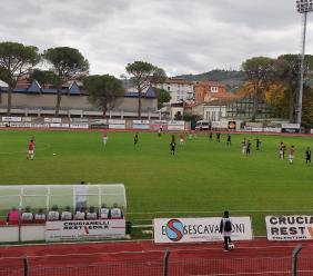Serie D, il Tolentino cade in casa contro il Vastogirardi: decide Guida su rigore