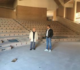 Camerino, 800 mila euro per il Polo Scolastico: a breve il completamento dell'auditorium