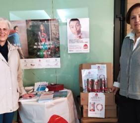 """L'Aido all'Open day sul benessere della donna: """"Obiettivo un centro diagnostico a Montecosaro"""""""